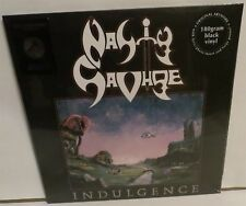 Nasty Savage Indulgence reissue LP Vinyl Record new Metal Blade Records