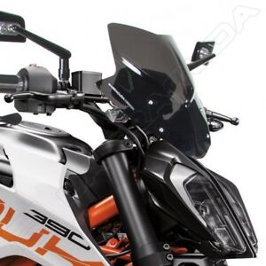 BARRACUDA CUPOLINO AEROSPORT FUME SCURO KTM DUKE 390 2017-2021