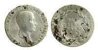 pcc1844_3) Prussia 1 thaler 1814 A - Friedrich Wilhelm III
