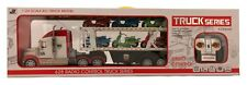 Remote Control Truck and Trailer | RC | Musical Toy | (TOY40)