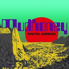 Mudhoney - Digital Garbage Explicit Lyrics CD