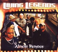 LIVING LEGENDS Almost Famous - NEW SEALED 2018 LP RARE Record Store Day Release