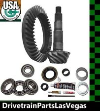"GM 11.5"" Ring Pinion Gear Set Master Bearing Install Kit 3.73 Ratio USA Standard"