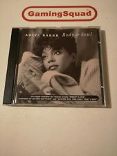 Anita Baker - Body & Soul CD, Supplied by Gaming Squad