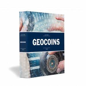 Álbum para Geocoins. Para guardar tus geocoins de Geocaching *LuzDeFaro