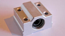 SC8UU Linear Bearing Slide Block Bracket - 8mm Shaft - 3D Printer RepRap