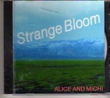 (CR593) Alice And Michi, Strange Bloom - 2011 CD