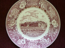 "Vintage Adams 10"" Plate Fall River Store Rocky Mountain National Park Colorado"