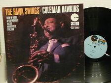 COLEMAN HAWKINS The Hawk swings CUSTOM CM 2045
