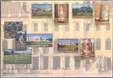 UNITED NATIONS 1998 SCHONBRUNN PALACE   TRIPLE CANCEL FIRST DAY COVER