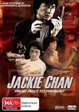 Jackie Chan Collection - Past To Present (DVD, 2006, 3-Disc Set) - Region 4
