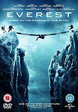 Everest DVD Jake Gyllenhall FREE SHIPPING