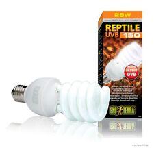Exo Terra Repti Glo Compact 10.0 25w UVB150 Reptile Globe Light