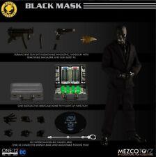 mezco one:12 Collective Mdx Exclusive Black Mask