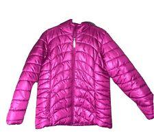 SWISS ALPS TECH Puffer WOMENS XXL Pink Coat Girls