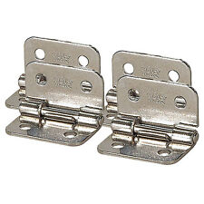 "Four Pack Penn Elcom P0644N two piece Lift-Off Hinge 1.25""x1.44"" Steel"