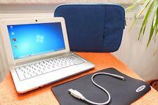 Sony Vaio Weiss l 10 Zoll qHD Netbook l AKKU NEU l Windows 7 l 250GB VPCM13M1E