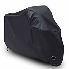 NEW Waterproof Motorcycle Cover Shelter Rain UV All Weather Protection