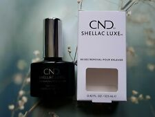 CND Shellac Luxe Gel Polish, 60 Sec Removal - Top Coat, 12.5 ml