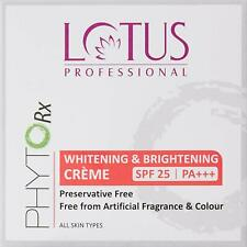 Lotus Professional Whitening And Brightening Creme With SPF25 PA+++ (50gm)1.76oz