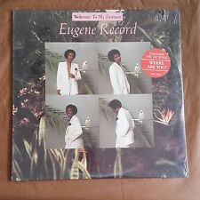 Eugene Record - Welcome To My Fantasy - NEW LP Vinyl Record SEALED
