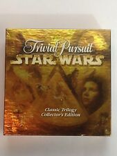 1997 Star Wars Trivial Pursuit Classic Trilogy Collector's Edition 100% Complete