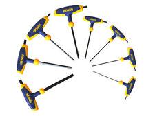 Irwin T Handle Hex Key Set of 8 Metric (2-10mm)