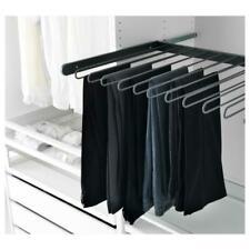 "Ikea Komplement Pull-Out Trouser Hanger, Dark Gray 29-1/2 x 13-3/4"" (Pax system)"