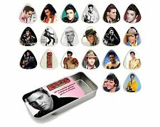 Elvis Guitar Pick Quality Gift Tin - Set of 20
