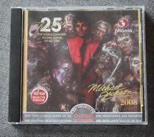 Michael Jackson, thriller, CD import Tunisie