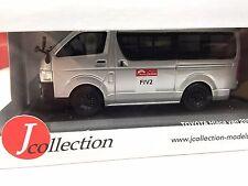 TOYOTA HIACE Van 2008 Japan Services - IXO 1:43 DIECAST MODEL CAR JCL218