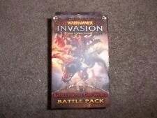 Fantasy Flight Games Warhammer Invasion Battle for the Old World Battle Pack
