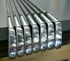 Honma World Tour World TWT737VS FORGED iron set 5-Gw 7 clubs W Forged 5-10, 11