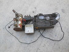 Porsche 911 Early Engine Electrical Panel with Fuel Pump,CDI unit etc.