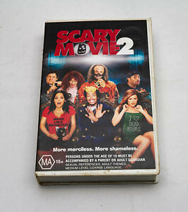 Scary Movie 2 | VHS