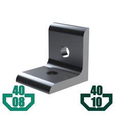 10 Pc Cb402h Aluminum 2 Hole Inside Corner Bracket 40 4302 40 Series Extrusion