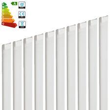 10x LED Batten Slimline Tube Light Wall or Ceiling Mount 4ft 65w Cool White
