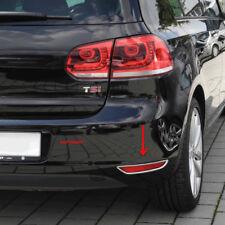 Chrom Reflektorrahmen für VW Golf 6 VI ab Baujahr 2008-2012