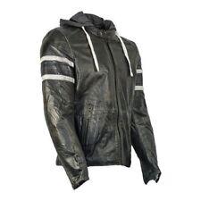 Größe 58 aus Leder fürs Motorrad