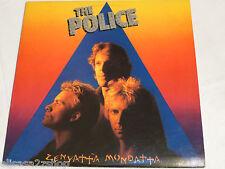 "The Police Zenyatta Mondatta Dont stand 12"" LP Album  RARE Record vinyl record"