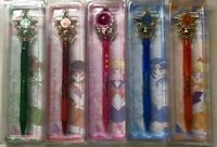 NEW SAILOR MOON Miracle Romance Star Power Ball Point Pen 5sets from JPN F/S