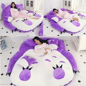 Cartoon Sofa Bed With Pillow Super Soft Warm Girls Bedroom Furniture Smell NEW