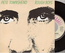 "PETE TOWNSHEND rough boys / and i moved 45T 7"" france 11 460"
