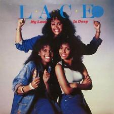 "Lace(7"" Vinyl P/S)My Love Is Deep-Wing-WING 1-UK-Ex/Ex"