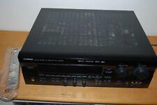 Yamaha AV Receiver Ampli-Tuner Audio-Video RX-V795RDS + Remote 350 Watts ex cond