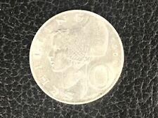 Münzen Österreich 1964 10 Schilling