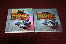Back to the Future Trilogy (Blu-ray Disc, 2015, 4-Disc Set) *Brand New Sealed*