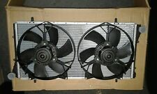 MGTF LE500 MGF GENUINE MG NEW RADIATOR & TWIN FANS 26MM GT MG SPARES LTD