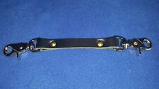 Leather Anti Sway Strap For Use With Leather Radio Strap