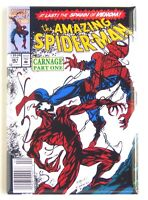 new! Amazing Spider-Man The Final Chapter comic #33 replica fridge magnet